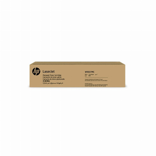 Тонер картридж HP W9037MC (Оригинальный, Черный - Black) W9037MC
