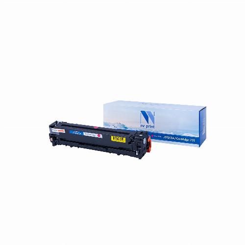 Лазерный картридж NV Print CF213A (Совместимый (дубликат) Пурпурный - Magenta) NV-CF213AM