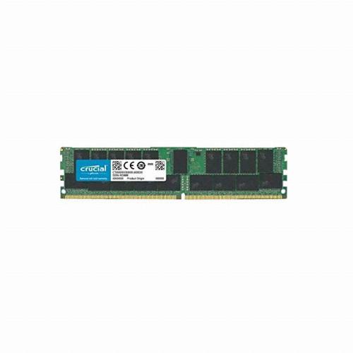 Оперативная память (ОЗУ) Crucial CT32G4RFD4293 (32 Гб, DIMM, 2933 МГц, DDR4, ECC, Registered) CT32G4RFD4293