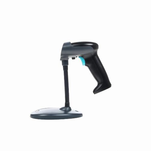 Сканер штрихкода Honeywell HH400 (Ручной проводной, 2D, USB, С подставкой) HH400-R1-2USB-1