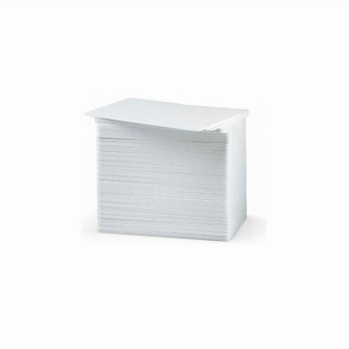 Расходный материал для термопринтера Zebra Premier (PVC) Blank White Cards (Пластиковые карты) 104523-111