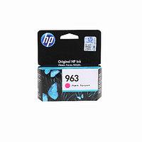 Струйный картридж HP 963 (Оригинальный, Пурпурный - Magenta) 3JA24AE