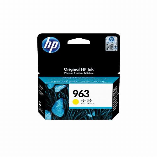 Струйный картридж HP 963 (Оригинальный, Желтый - Yellow) 3JA25AE