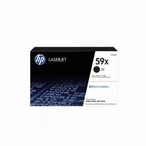 Лазерный картридж HP 59X (Оригинальный, Черный - Black) CF259X