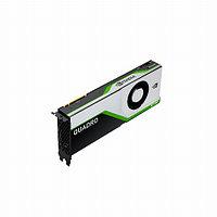Видеокарта PNY Quadro RTX8000 (Nvidia, 48 Гб, GDDR6X, 384 бит, PCI-E 3.0 x 16, 4 x DisplayPort, 1 x USB Type-C