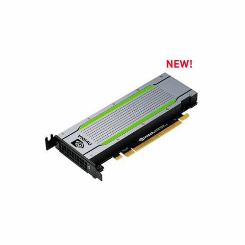 Видеокарта PNY Tesla T4 (Nvidia, 16 Гб, GDDR6, 256 бит, PCI-E 3.0 x 16, Отсутствует, Без дополнительного питания) TCST4MATX-PB
