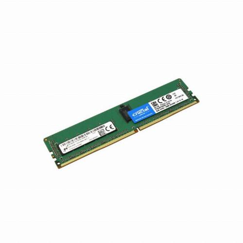 Оперативная память (ОЗУ) Crucial CT8G4RFD8266 (8 Гб, DIMM, 2666 МГц, DDR4, ECC, Registered) CT8G4RFD8266