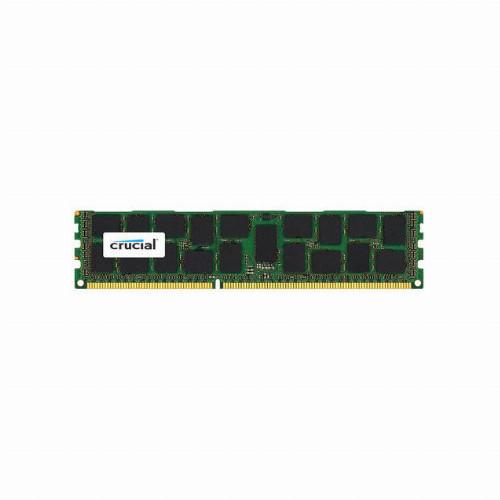 Оперативная память (ОЗУ) Crucial CT16G3ERSLD4160B (16 Гб, DIMM, 1600 МГц, DDR3L, ECC, Registered)