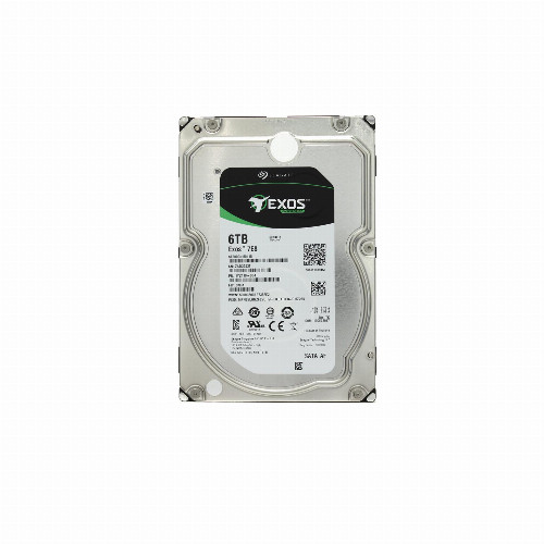 Жесткий диск внутренний Seagate Exos 7E8 ST6000NM021A (6Тб (6000Гб), HDD, 3,5″, Для серверов, SATA)