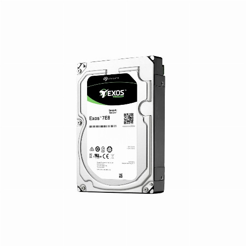 Жесткий диск внутренний Seagate Exos 7E8 ST8000NM001A 12Тб HDD 3,5″ Для серверов SAS ST8000NM001A