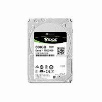 Жесткий диск внутренний Seagate Exos 10E2400 600Гб HDD 2,5″ Для серверов SAS ST600MM0009