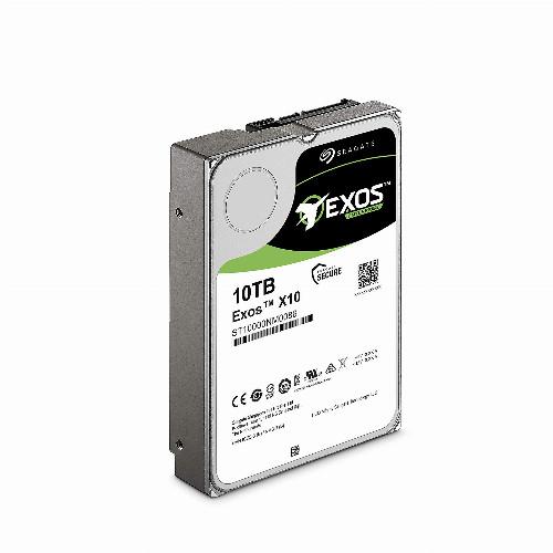 Жесткий диск Seagate Enterprise Capacity 512E 10Тб HDD 3,5″ Для серверов SATA ST10000NM0086