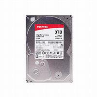 Жесткий диск Toshiba Retail 3Тб HDD 3.5″ Для компьютеров SATA HDWD130EZSTA