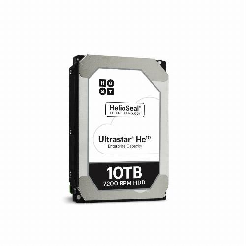 Жесткий диск Western Digital ULTRASTAR DC HС510 10Тб HDD 3,5″ Для серверов SATA 0F27606