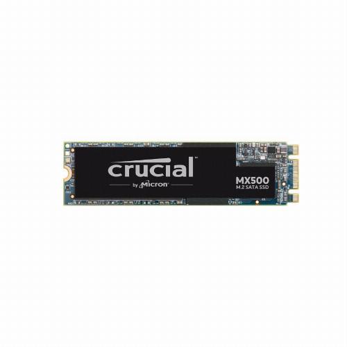 Жесткий диск внутренний Crucial MX 500 500Гб SSD M.2 Для ноутбуков SATA CT500MX500SSD4