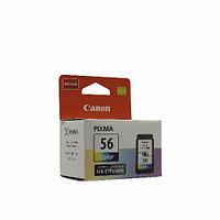 Струйный картридж Canon CL-56 (Оригинальный, Цветной) 9064B001