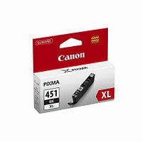 Струйный картридж Canon CLI-451XL (Оригинальный, Черный - Black) 6472B001