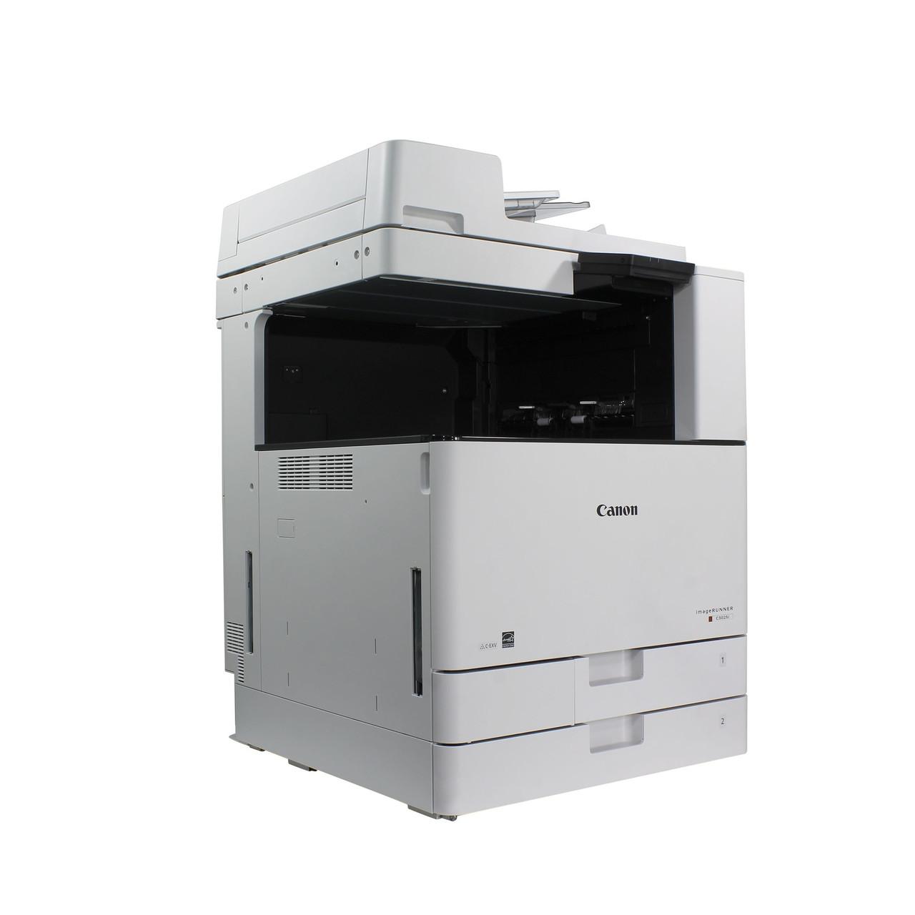 МФУ Canon imageRUNNER C3025i Color (Лазерный, А3, Цветной, USB, Ethernet, Wi-fi, Протяжный) 1567C007/bundle