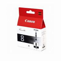 Струйный картридж Canon CLI-8 BK (Оригинальный, Черный - Black) 0620B024