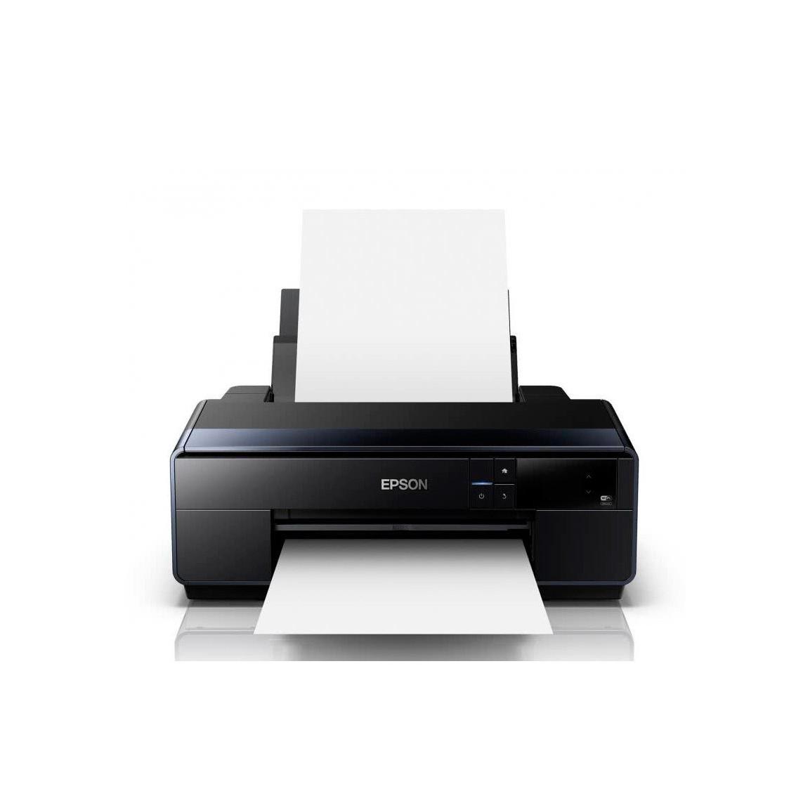 Принтер Epson Epson SureColor SC-P600 Color (A3+, Струйный, Цветной, USB, Ethernet, Wi-fi) C11CE21301