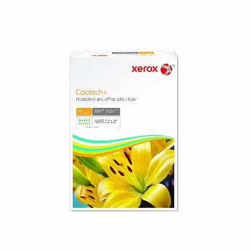 Бумага Xerox COLOTECH Plus плотность 300 г/м2 (А4 - 20х30 125 листов) 003R97983f