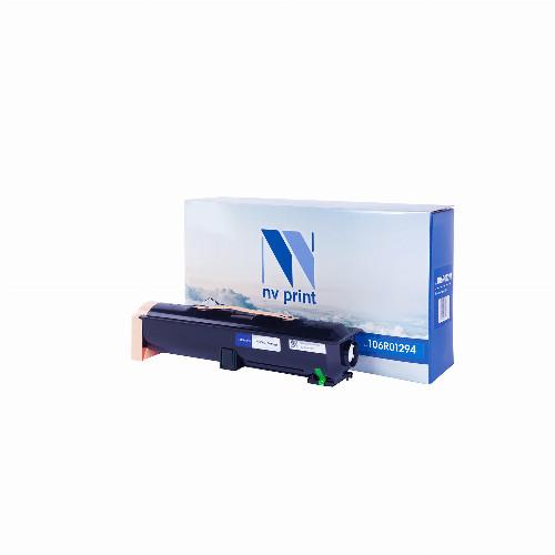 Тонер картридж NV Print NV-106R01294 (Совместимый (дубликат) Черный - Black) NV-106R01294