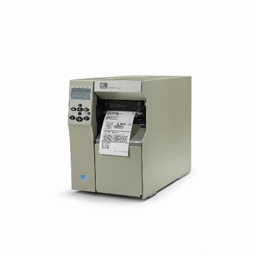 """Термопринтер Zebra 105SLPlus (203 DPI, USB, RS232, Ethernet, 102 мм, 76 мм (3"""")) 102-80E-00000"""