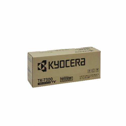 Тонер картридж Kyocera TK-7300 (Оригинальный Черный - Black) 1T02P70NL0