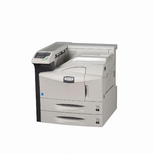 Принтер Kyocera FS-9130DN (А3, Лазерный, Монохромный (черно - белый), USB, Ethernet) 1102GZ3NL1