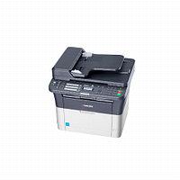 МФУ Kyocera FS-1120MFP (Лазерный, A4, Монохромный (черно - белый), USB, Планшетный) 1102M53RU2