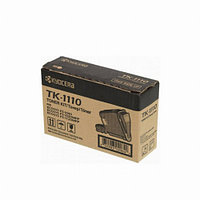 Тонер картридж Kyocera TK-1110 (Оригинальный Черный - Black) 1T02M50NXV