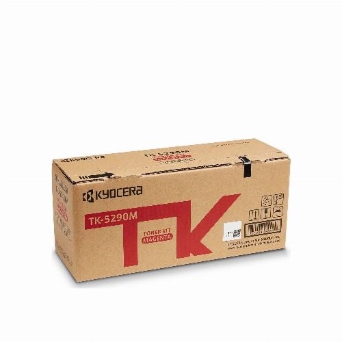 Тонер картридж Kyocera TK-5290M (Оригинальный Пурпурный - Magenta) 1T02TXBNL0