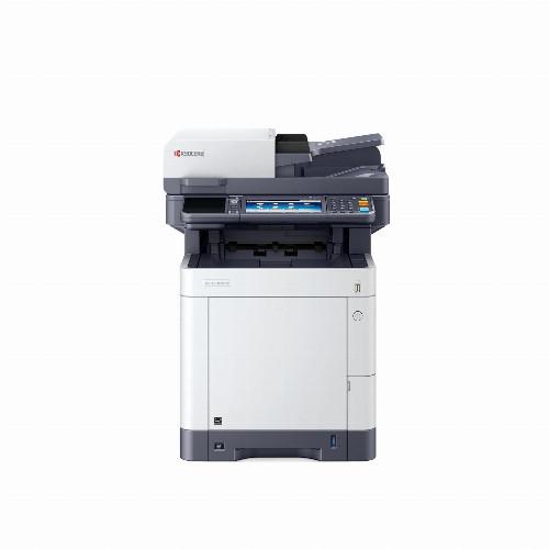 МФУ Kyocera ECOSYS M6635cidn (Лазерный, A4, Цветной, USB, Ethernet, Планшетный) 1102V13NL1