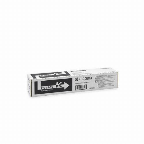 Тонер картридж Kyocera TK-5205K (Оригинальный Черный - Black) 1T02R50NL0