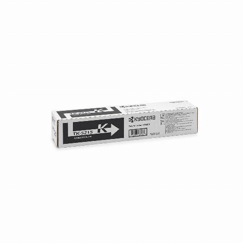Тонер картридж Kyocera TK-5215K (Оригинальный Черный - Black) 1T02R60NL0