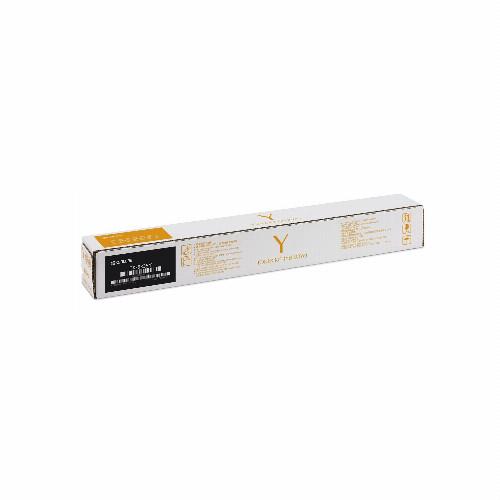 Тонер картридж Kyocera TK-8335Y (Оригинальный Желтый - Yellow) 1T02RLANL1