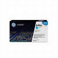Лазерный картридж HP 646A (Оригинальный, Голубой - Cyan) CF031A