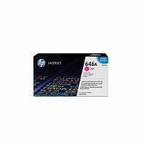 Лазерный картридж HP 646A (Оригинальный, Пурпурный - Magenta) CF033A