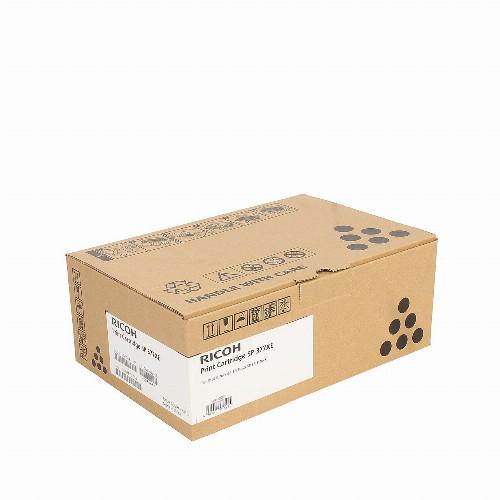 Лазерный картридж Ricoh SP 377XE (Оригинальный Черный - Black) 408162