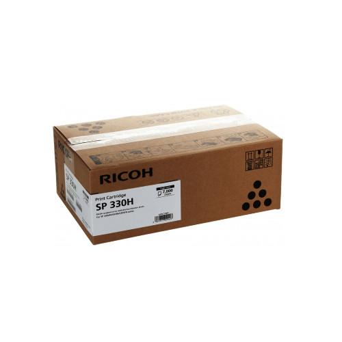Лазерный картридж Ricoh SP 330H (Оригинальный Черный - Black) 408281