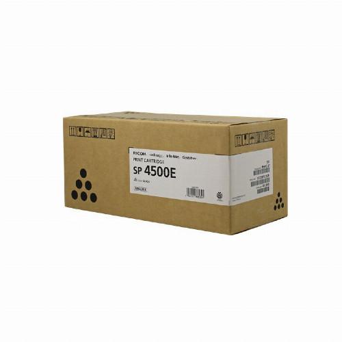 Лазерный картридж Ricoh SP 4500E (Оригинальный Черный - Black) 407340