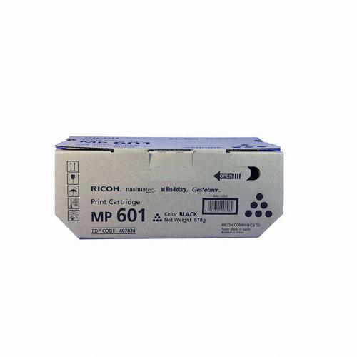 Тонер картридж Ricoh MP601 (Оригинальный Черный - Black) 407824