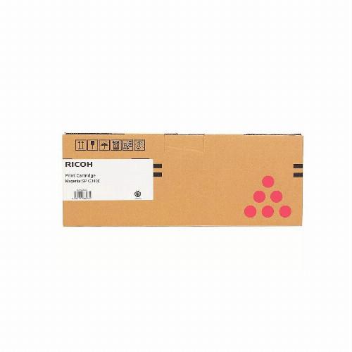 Лазерный картридж Ricoh SPC340E (Оригинальный Пурпурный - Magenta) 407901