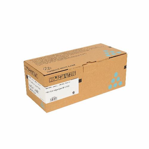 Лазерный картридж Ricoh SPC310HE (Оригинальный Голубой - Cyan) 407637