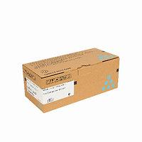 Лазерный картридж Ricoh SPC310E (Оригинальный Голубой - Cyan) 407641