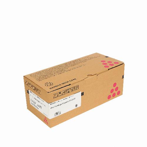 Лазерный картридж Ricoh SPC310E (Оригинальный Пурпурный - Magenta) 407640