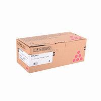 Лазерный картридж Ricoh SPC252E (Оригинальный Пурпурный - Magenta) 407533