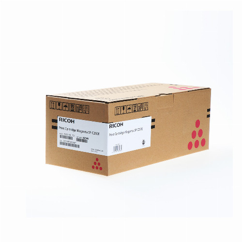 Лазерный картридж Ricoh SPC250E (Оригинальный Пурпурный - Magenta) 407545