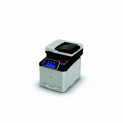 МФУ Ricoh SP C360SNw (Лазерный, A4, Цветной, USB, Ethernet, Wi-fi, Планшетный) 408173