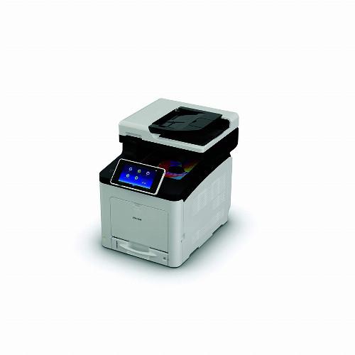 МФУ Ricoh SP C360SFNw (Лазерный, A4, Цветной, USB, Ethernet, Wi-fi, Планшетный) 408171